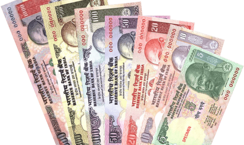 Currency trading in india